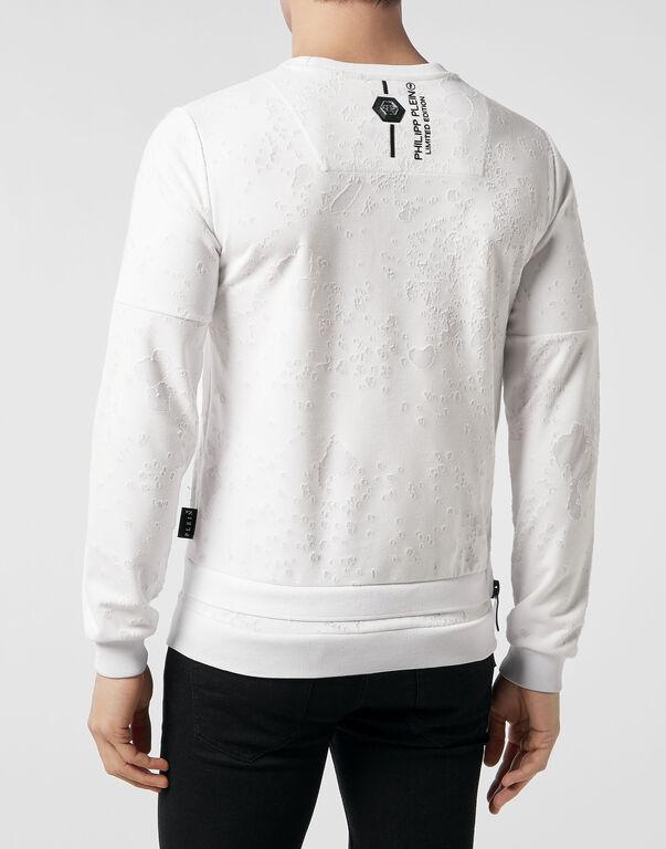 Sweatshirt LS Destroyed