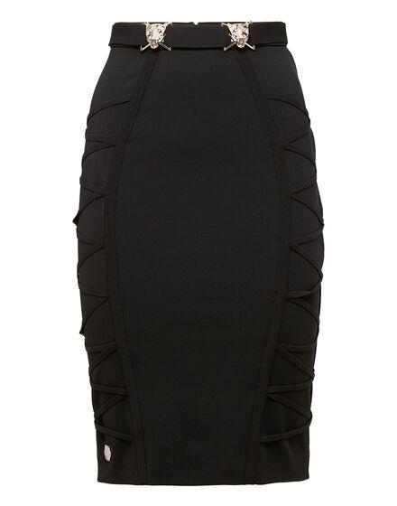 Short Skirt Half Rachyl
