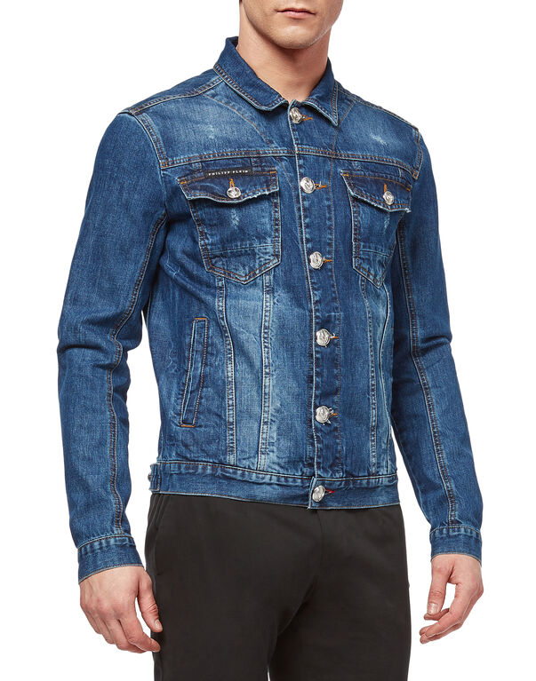 "Denim Jacket ""Sign"""