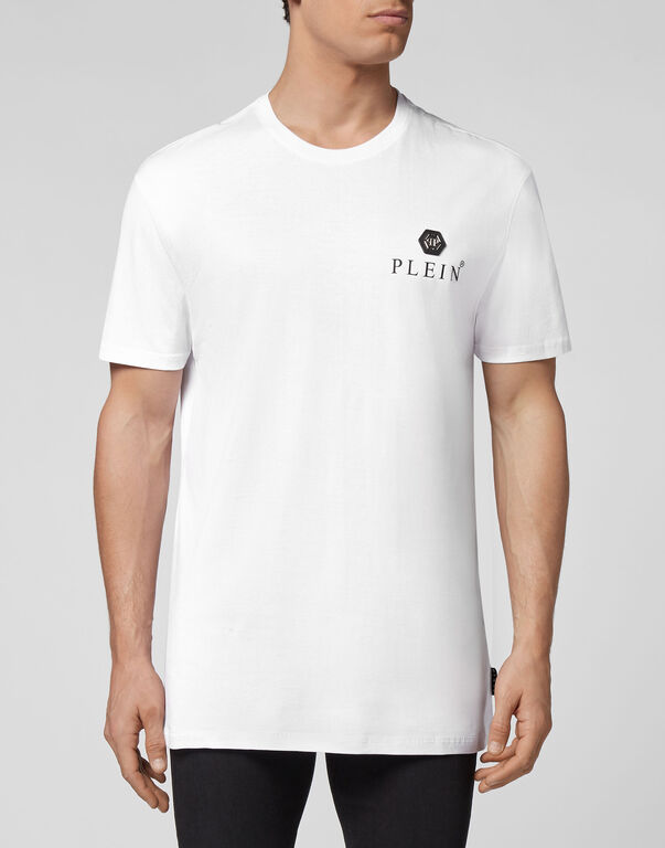 T-shirt Round Neck SS Iconic Plein