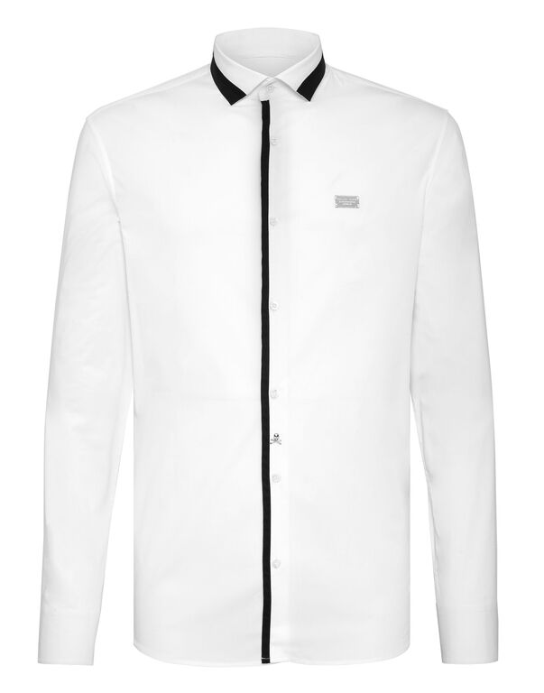Shirt Platinum Cut LS Statement
