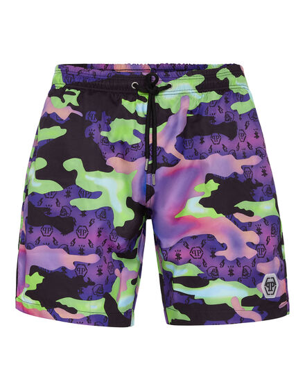 Beachwear Short Trousers Monogram