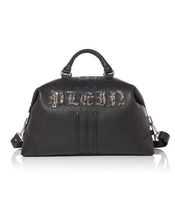 "Medium Travel Bag ""On the road"""