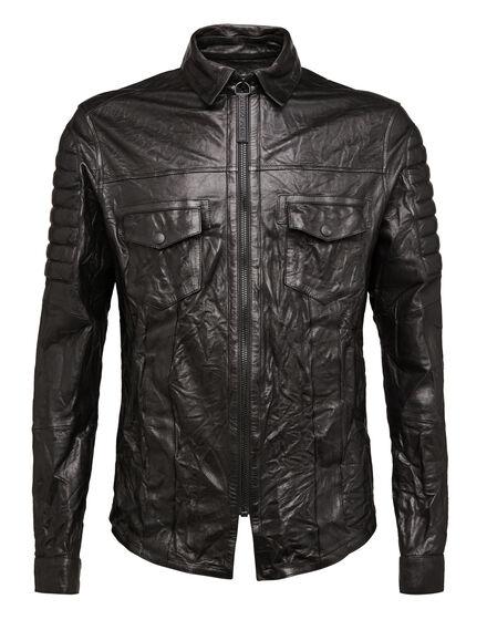 Leather Shirts Through