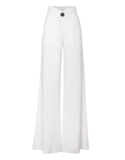 Flare Trousers Crystal