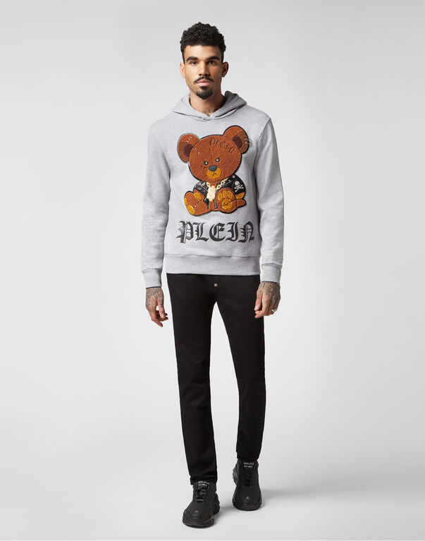 "Hoodie sweatshirt ""Teddy bear"" Teddy Bear"