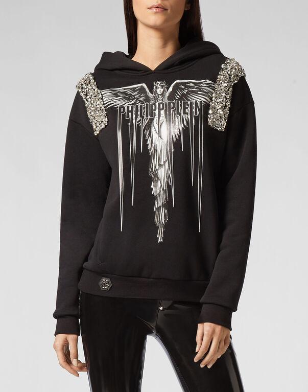 Hoodie sweatshirt Angel