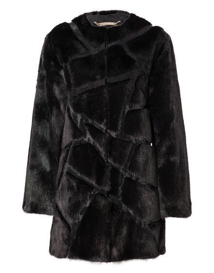 Fur Coat Long Liar Lines
