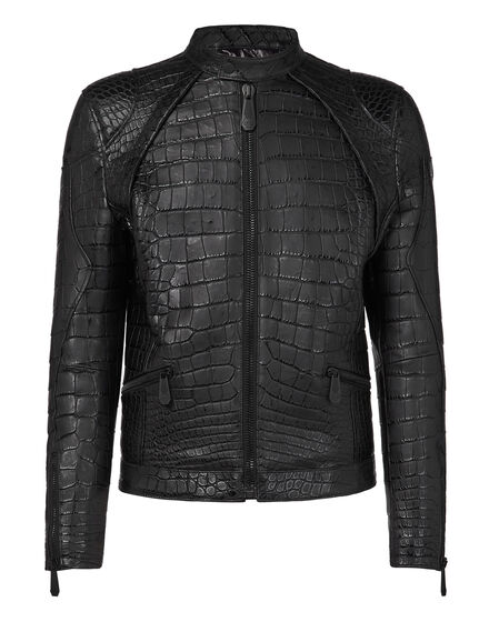 Leather Moto Jacket Luxury