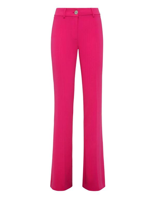 Flare Trousers Elegant