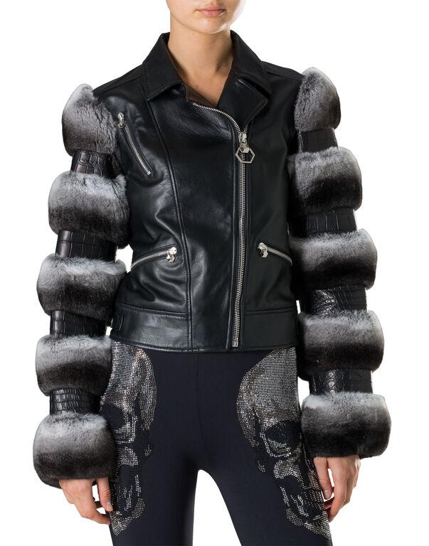 "Leather Biker ""Greene Street"""