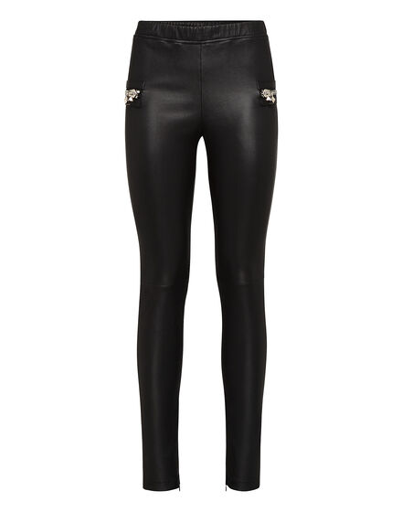 Leather Trousers Long Original