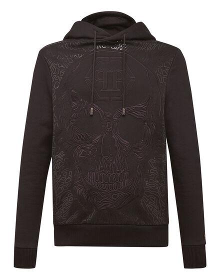 Hoodie sweatshirt So mad