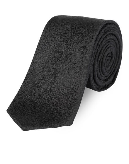 Tight Tie super black