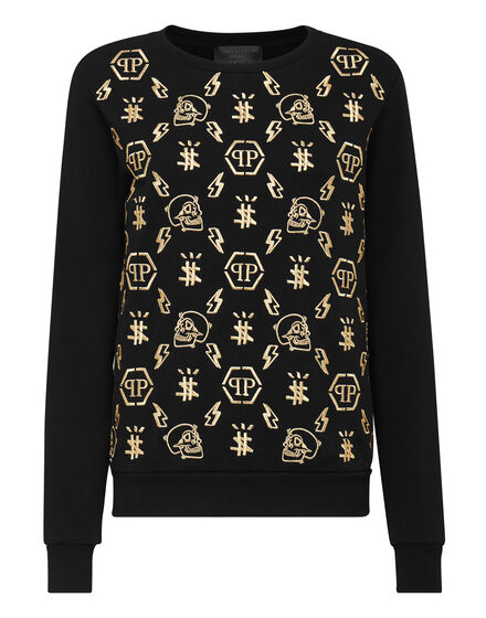 Sweatshirt LS Monogram