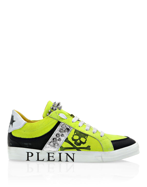 Lo-Top Sneakers Plein Star
