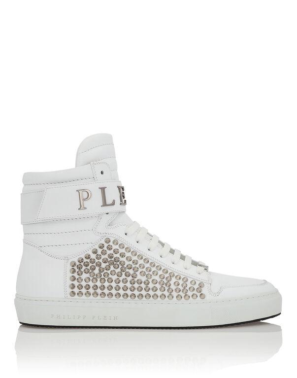 """Hi-Top Sneakers """"Ernie"""""""