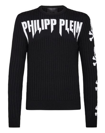 Pullover Round Neck LS Rock PP