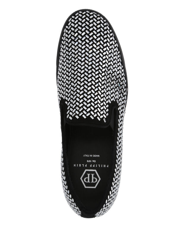 "Slip On ""Strass"""