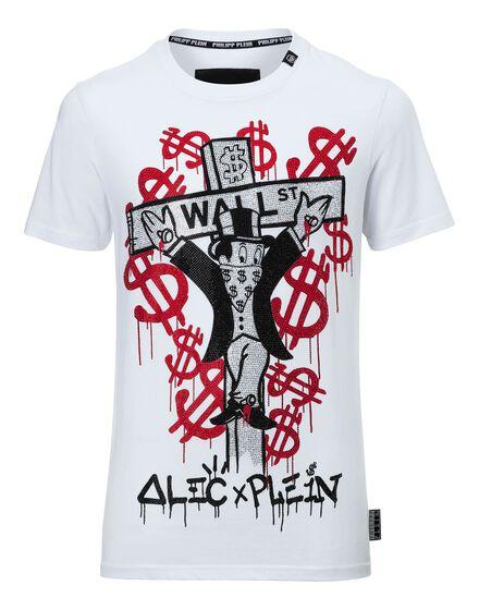 T-shirt Round-Neck SS Monopoli