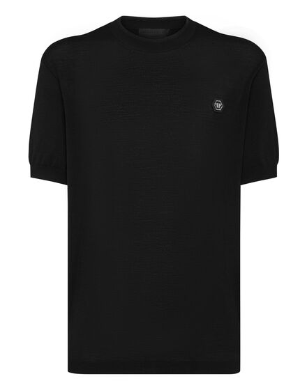 Wool T-shirt Istitutional