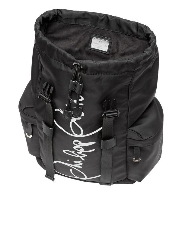 """Backpack """"Paris roads"""""""