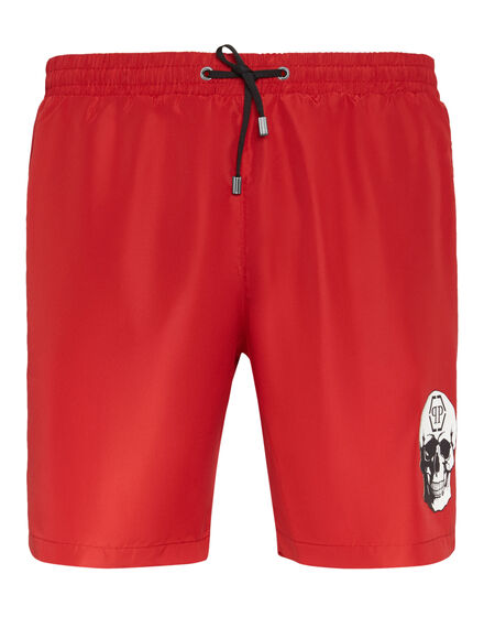 Beachwear Long Trousers Skull