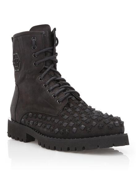 Boots Low Flat Deering