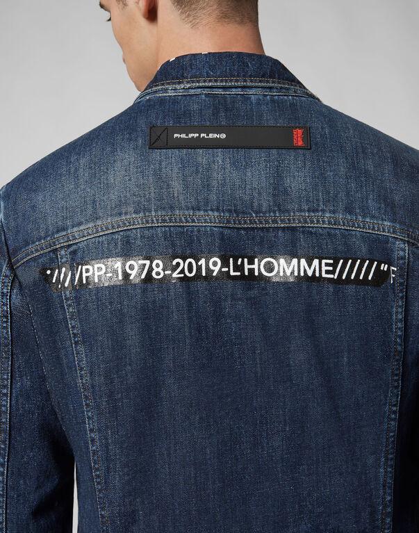 Denim Jacket Philipp Plein TM