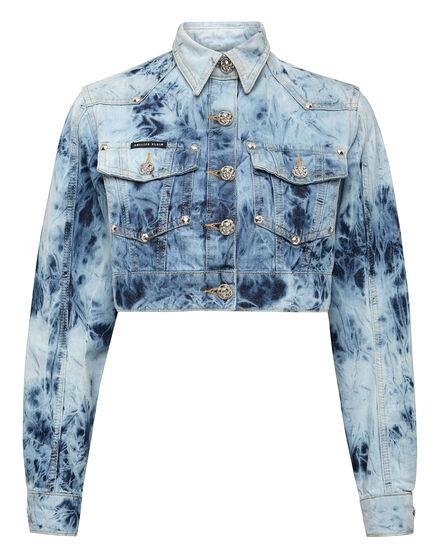 Denim Jacket Bleached
