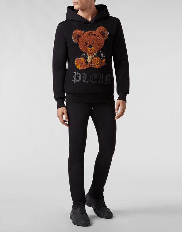 "Hoodie sweatshirt ""Teddy bear"" Teddy Bear"