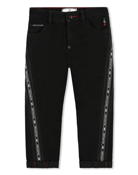 Denim Trousers Iconic Plein