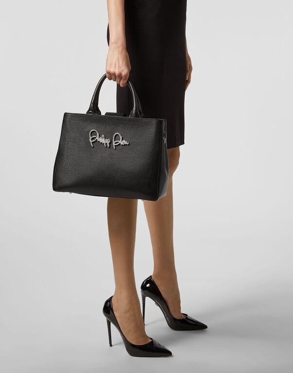 Handle bag Signature