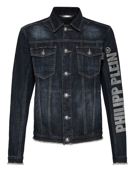 18ae468775a Denim Jacket Flame Denim Jacket Flame Denim Jacket Flame