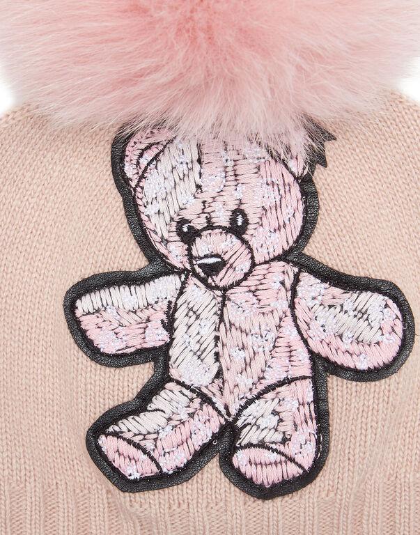 Bonnet Teddy Bear