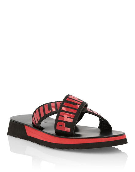 Sandals Flat Philipp Plein TM