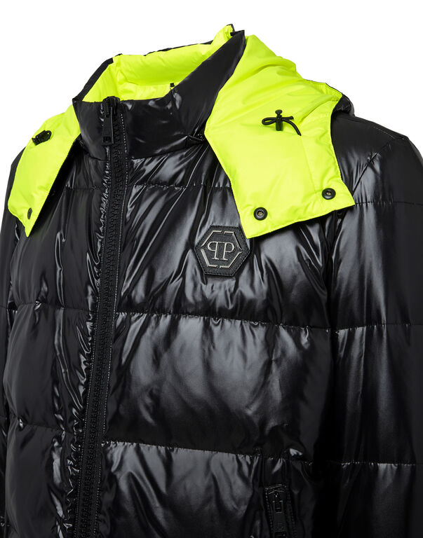 Down Jacket Plein Star