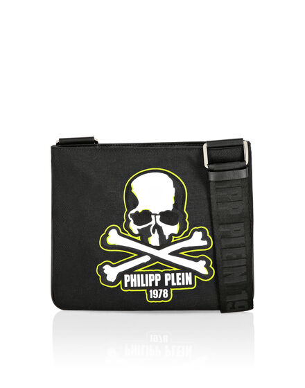 Cross body Skull