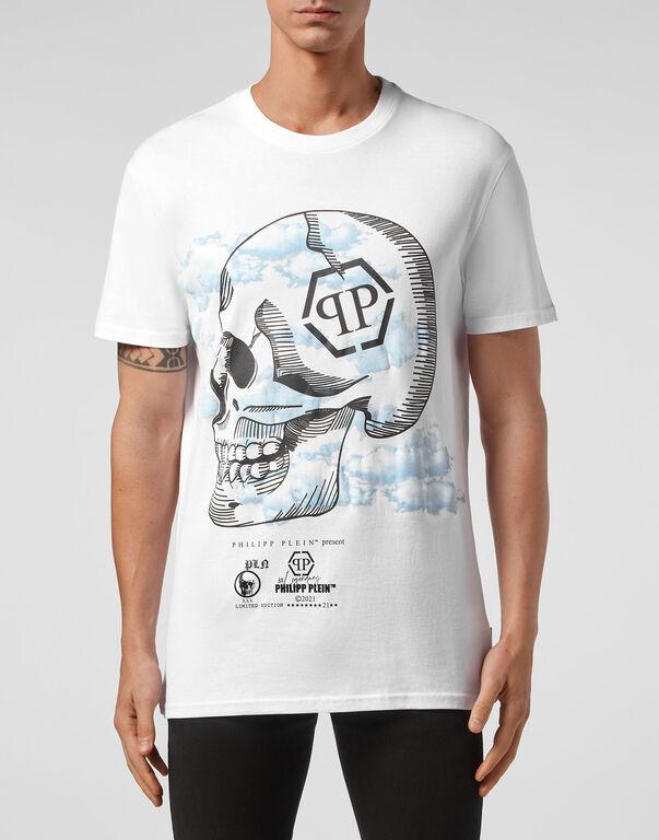 T-shirt Round Neck SS Clouds