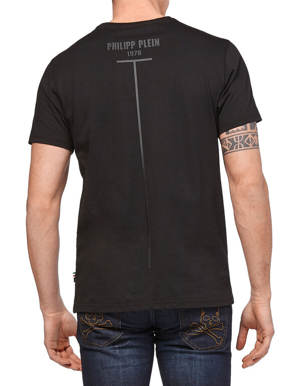"""T-shirt Platinum Cut Round Neck """"Original"""""""