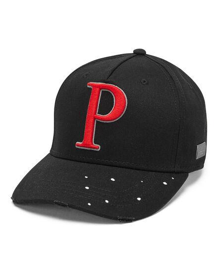 Baseball Cap P Iconic Plein