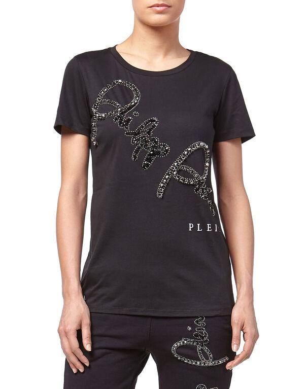 """T-shirt Round Neck SS """"Kingdom Plein"""""""