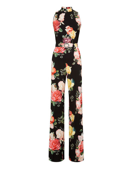 Jumpsuit Selene  Flowers