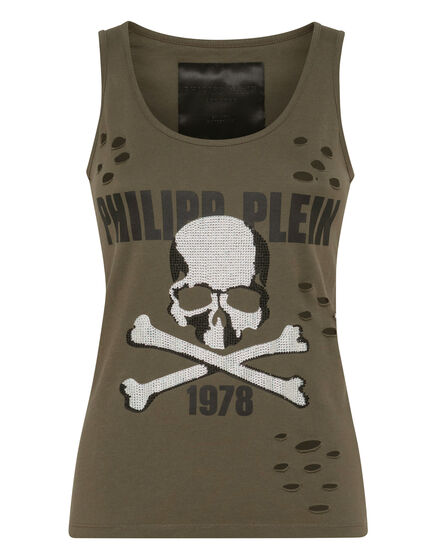 Tank top Destroyed