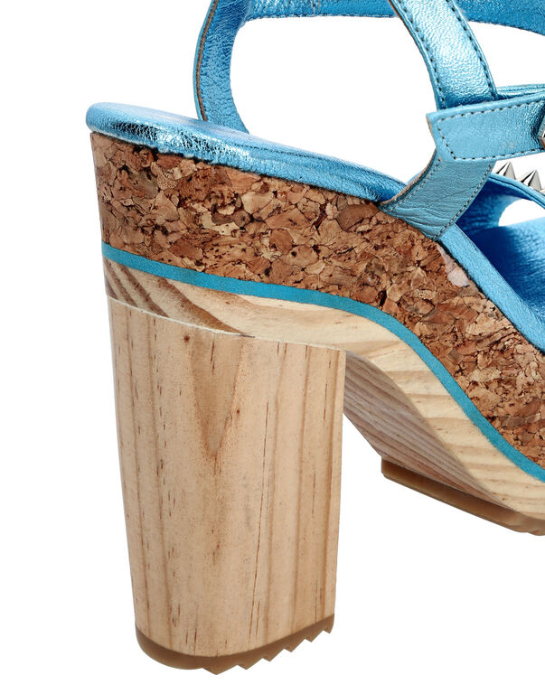 Sandals High Heels Studs