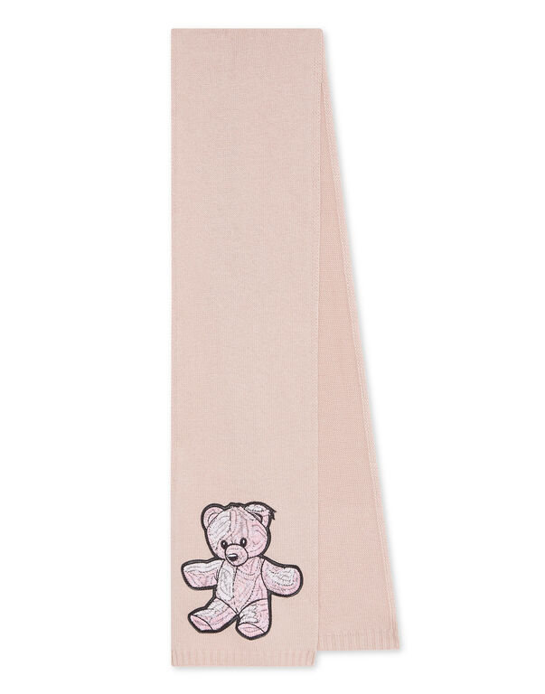 Long Scarf Teddy Bear