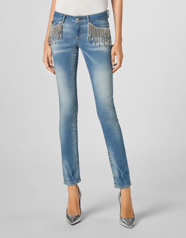 Slim Fit Fringe