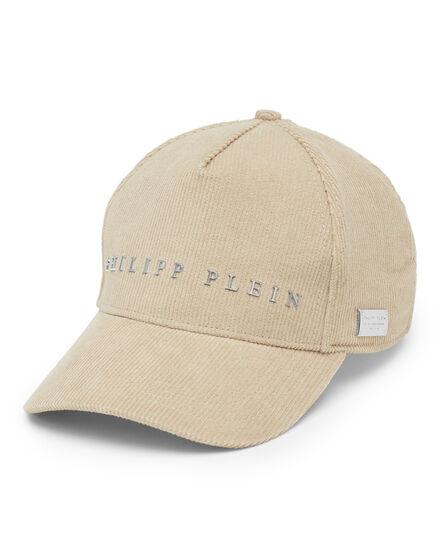 Velvet Baseball Cap Philipp Plein TM
