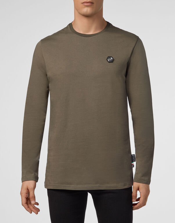 T-shirt Round Neck LS Original