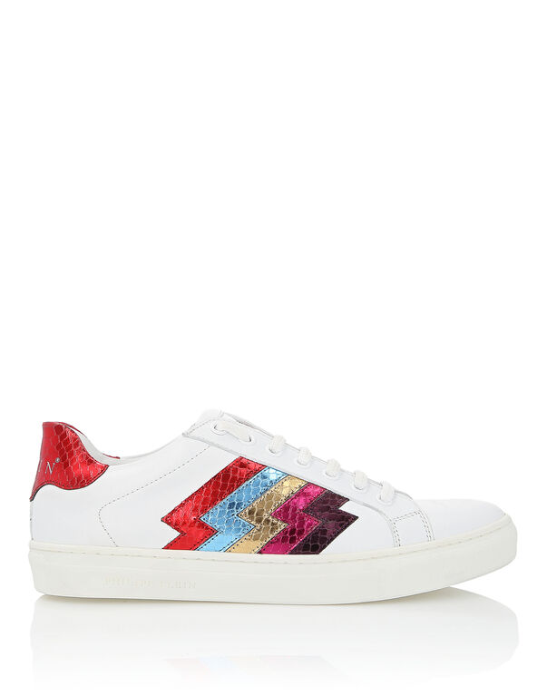 "Lo-Top Sneakers ""Rainbow"""